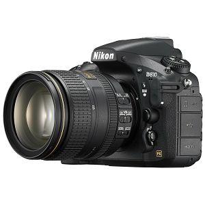 Nikon D810 + AF-S 24-120 f/4 G VR KIT FX Full Frame DSLR Digitalni fotoaparat s objektivom 24-120mm F4 f4G 24-120VR - PROMOCIJA 100 GODINA NIKONA