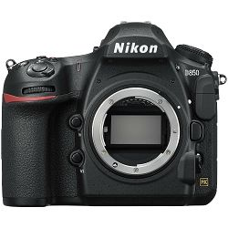 Nikon D850 Body 4K 9fps 45.7MPpx FX Full Frame DSLR Digitalni fotoaparat (VBA520AE)