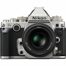 Nikon Df  KIT AF-S 50mm f/1.8G Silver VBA381K001 DSLR fotoaparat