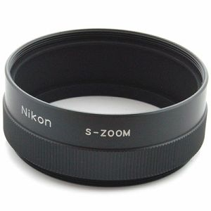 Nikon Digital Camera Attachment Ring S-ZOOM BDB90134 FOR SPOTTING SCOPES RAII and 80/80A series