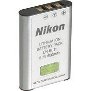 Nikon EN-EL11 RECHARGEABLE BATTERY EN baterija VFB10301