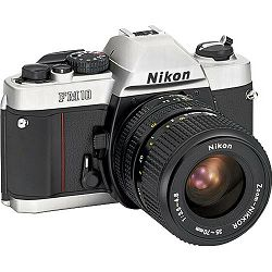 Nikon FM10 + 35-70mm F3.5-4.5 SLR Analogni SLR fotoaparat (FAA310AA)