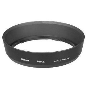 Nikon HB-27 62MM Lens hood for AF28-100 BLACK JAB72701 sjenilo za objektiv