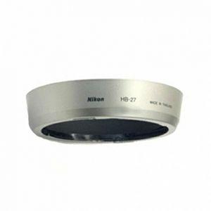 Nikon HB-27 BAYONET HOOD Silver JAB72711 sjenilo za objektiv
