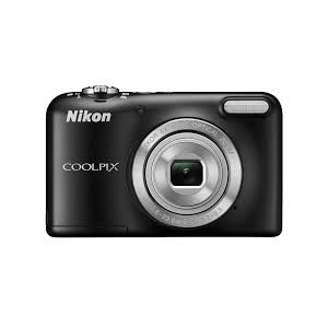 Nikon Coolpix L31 Black digitalni kompaktni fotoaparat crni