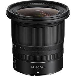 Nikon Z 14-30mm f/4 S FX Nikkor širokokutni objektiv (JMA705DA) - TRENUTNA UŠTEDA