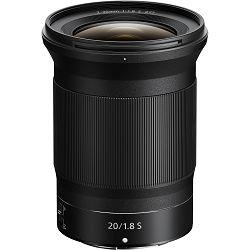 Nikon Z 20mm f/1.8 S Nikkor širokokutni objektiv (JMA104DA)