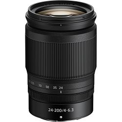 Nikon Z 24-200mm f/4-6.3 VR Nikkor allround objektiv (JMA710DA)