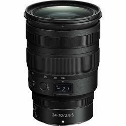 Nikon Z 24-70mm f/2.8 S standardni objektiv Nikkor 24-70 F2.8 2.8 zoom lens (JMA708DA)