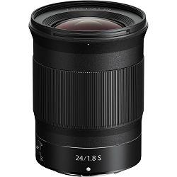 Nikon Z 24mm f/1.8 S FX Nikkor širokokutni objektiv fiksne žarišne duljine (JMA103DA) - TRENUTNA UŠTEDA