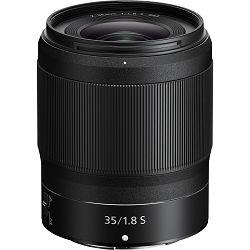 Nikon Z 35mm f/1.8 S FX Nikkor širokokutni objektiv fiksne žarišne duljine (JMA102DA)