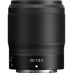 Nikon Z 35mm f/1.8 S FX Nikkor širokokutni objektiv fiksne žarišne duljine (JMA102DA) - TRENUTNA UŠTEDA