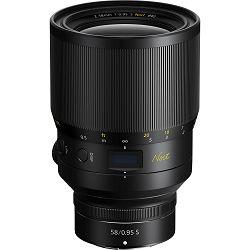 Nikon Z 58mm f/0.95 S Noct FX Nikkor objektiv fiksne žarišne duljine (JMA002DA)