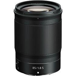Nikon Z 85mm f/1.8 S FX Nikkor telefoto portretni objektiv (JMA301DA)