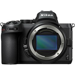Nikon Z5 Body Mirrorless Digital Camera bezrcalni digitalni fotoaparat tijelo s adapterom (VOA040AE)  - PRO VIKEND