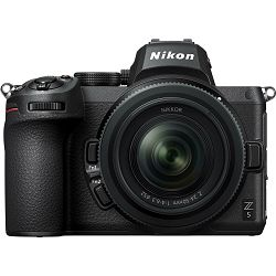 Nikon Z5 + Z 24-50mm f/4-6.3 Kit Mirrorless Digital Camera bezrcalni digitalni fotoaparat tijelo s objektivom (VOA040K001) - PRO VIKEND
