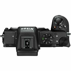 Nikon Z50 Body + FTZ Adapter KIT Mirrorless Digital Camera bezrcalni digitalni fotoaparat tijelo s adapterom (VOA050K003)