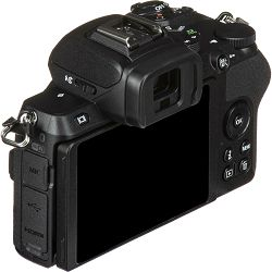 Nikon Z50 Body Mirrorless Digital Camera bezrcalni digitalni fotoaparat tijelo s adapterom (VOA050AE)