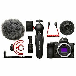 Nikon Z50 Vlogger KIT + DX 16-50mm f/4.5-6.3 VR + Rode mikrofon (VOA050K010) - PRO VIKEND