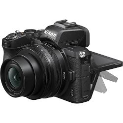 Nikon Z50 + Z 16-50mm f/3.5-6.3 VR DX + FTZ Adapter KIT Mirrorless Digital Camera bezrcalni digitalni fotoaparat tijelo s objektivom i adapterom (VOA050K004) - LJETNA PROMOCIJA