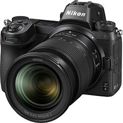 Nikon Z6 + 24-70mm f/4 S KIT Mirrorless Digital Camera bezrcalni digitalni fotoaparat tijelo s objektivom (VOA020K001) - TRENUTNA UŠTEDA