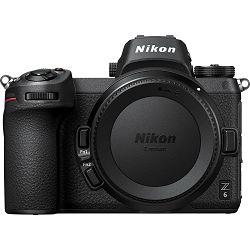 Nikon Z6 Body + FTZ Adapter KIT Mirrorless Digital Camera bezrcalni digitalni fotoaparat tijelo s adapterom (VOA020K002)