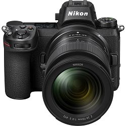 Nikon Z7 + 24-70mm f/4 S + FTZ Adapter KIT Mirrorless Digital Camera bezrcalni digitalni fotoaparat tijelo s objektivom (VOA010K003) - ZIMSKA PROMOCIJA