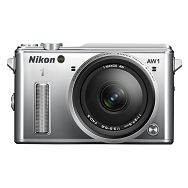 Nikon1  AW1  + 1 NIKKOR AW 11-27,5 mm  Silver VVA202K001 fotoparat