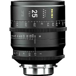 NiSi 25mm T2.1 F3 Prime Cinema Lens PL Mount Cine video filmski objektiv
