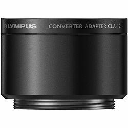 Olympus CLA-12 Conversion Lens Adapter for TCON-17X, XZ-1 za digitalni kompaktni fotoaparat za XZ-1 Series V322120BW000