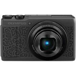 Olympus CSCH-117 Dress-Up Silicone Case, Black- for XZ-10 torbica za digitalni kompaktni fotoaparat V600078BW000