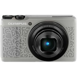 Olympus CSCH-117 Dress-Up Silicone Case, White - for XZ-10 torbica za digitalni kompaktni fotoaparat V60078WW000
