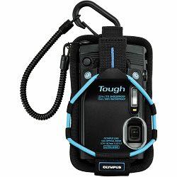 Olympus CSCH-123 TG Camera Case blue torbica za digitalni kompaktni fotoaparat V600085LW000