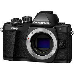 Olympus E-M10 II + 12-50mm Black digitalni fotoaparat s objektivom Mirrorless MFT Micro Four Thirds Digital Camera including Charger and Battery + EZ 1250 blk (V207050BE010)