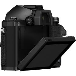 Olympus E-M10 II Body Black incl. Charger & Battery E-M10II crni Micro Four Thirds MFT - OM-D Camera digitalni fotoaparat V207050BE000