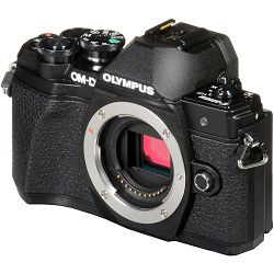 Olympus E-M10 III + 14-42mm KIT Black crni digitalni fotoaparat s objektivom 1442IIR blk/blk Mirrorless MFT Micro Four Thirds Digital Camera (V207071BE000)