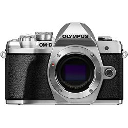 Olympus E-M10 III Body Silver srebreni digitalni fotoaparat tijelo Mirrorless MFT Micro Four Thirds Digital Camera (V207070SE000)