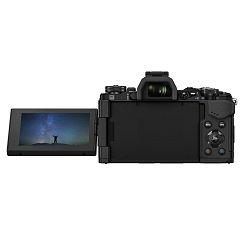 Olympus E-M5 II + 14-150 Black crni E-M5II 1415II Kit blk/blk + EZ-M1415-2 14-150mm black incl. Charger + Battery + Lens Hood Micro Four Thirds OM-D Camera digitalni fotoaparat V207043BE000