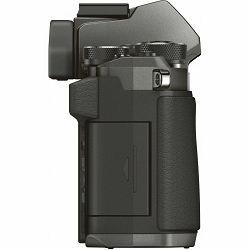 Olympus E-M5 II Body Limited Edition Titanium Mirrorless Digitalni fotoaparat including Charger and Battery E-M5II (V207040TE000)