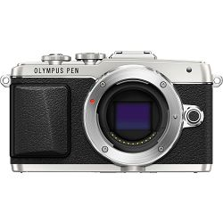 Olympus E-PL7 Body silver incl. Charger + Battery Micro Four Thirds MFT - PEN Camera digitalni fotoaparat V205070SE000