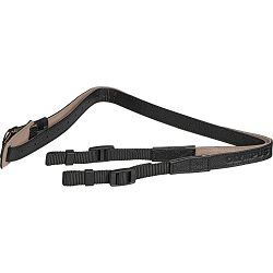 Olympus E-System Shoulder Strap Black Leather E0413488