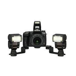 Olympus FL-BKM03 Twin Flash Bracket za blic bljeskalicu fleš N3589400