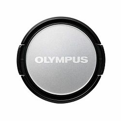 Olympus LC-37PR Dress-Up Lens Cap Carbon look V6540031W000