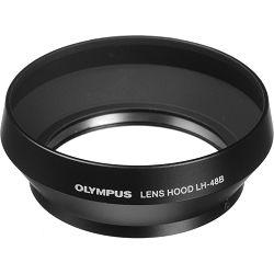 Olympus LH-48B Lens Hood black (metal) EW-M1718 V324482BW000