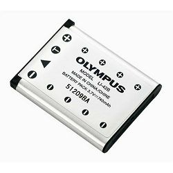 Olympus LI-42B Lithium Ion rechargeable Battery (740 mAh) for TG-310/320, VH-210, VR-320/310/ VG-180 baterija za digitalni kompaktni fotoaparat V6200730E000