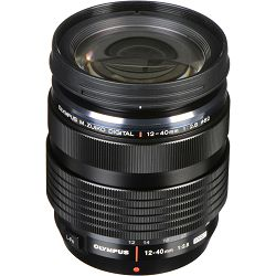 Olympus M. Zuiko Digital 12-40mm f/2.8 ED PRO standardni objektiv 12-40 1:2.8 f2.8 zoom lens Micro Four Thirds MFT micro4/3