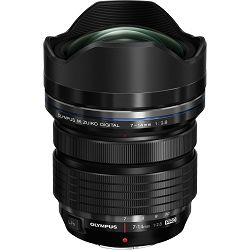 Olympus M. Zuiko Digital 7-14mm f/2.8 ED PRO širokokutni objektiv 7-14 1:2.8 f2.8 2.8 wide angle zoom lens Micro Four Thirds MFT micro4/3