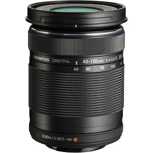 Olympus 40-150mm f/2.8 PRO telefoto objektiv M. Zuiko Digital 40-150 1:2.8 f2.8 2.8 telephoto zoom lens Micro Four Thirds MFT micro4/3