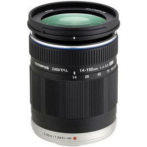 Olympus M.ZUIKO DIGITAL ED 14-150mm 1:4.0-5.6 / EZ-M1415 black Micro Four Thirds MFT - PEN Camera objektiv lens lenses N3862692