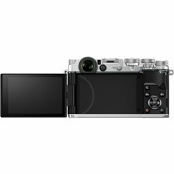 Olympus PEN-F Body Silver incl. Charger + Battery Mirrorless Micro Four Thirds Digital Camera MFT srebreni digitalni fotoaparat (V204060SE000)